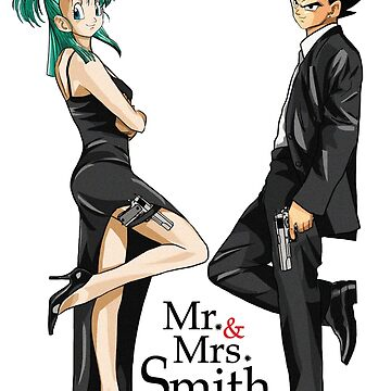 Mr & Mrs Smith by nathdesign