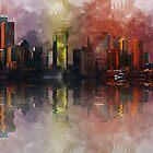 Sydney Australia by Ian Mitchell