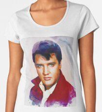 Elvis Presley Women's Premium T-Shirt