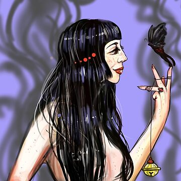 Black Butterfly Queen by lyle23