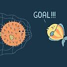 Goal by Teo Zirinis