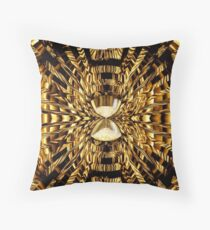 Life's Timer  Throw Pillow