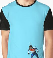 biathlon Graphic T-Shirt