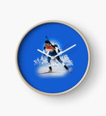 biathlon Clock