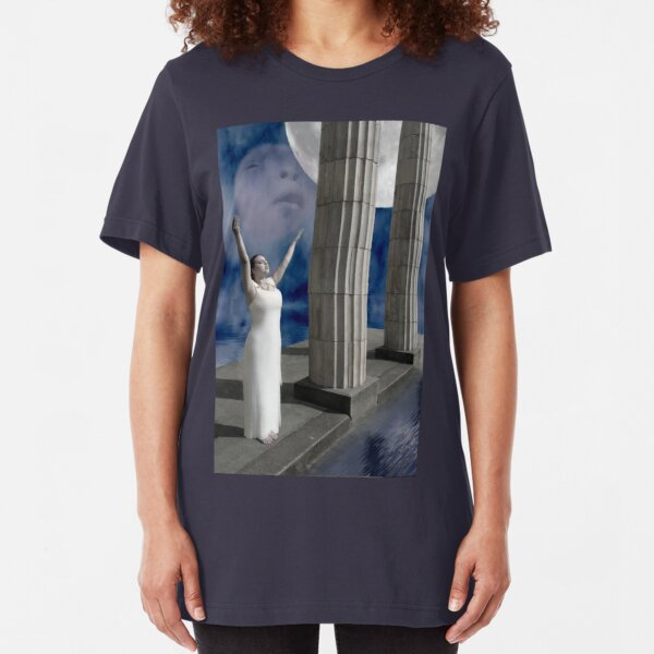 Summoninng Luna Slim Fit T-Shirt