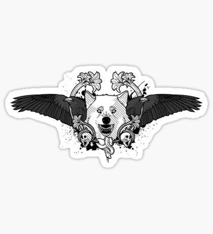 Wildlife Death Sticker