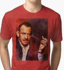 John Steinbeck Tri-blend T-Shirt