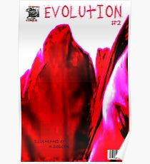 EVOLUTION COVER NO  2 Poster