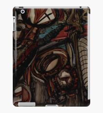 Absence Of Missed Opportunities Depopulates Future Nostalgias iPad Case/Skin