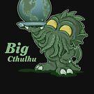 «BIG CTHULHU» de Fernando Sala