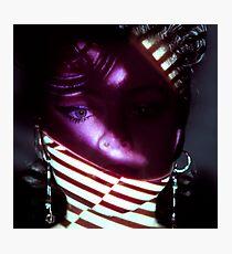 purple daze Photographic Print