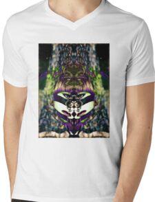 What the Taya Mens V-Neck T-Shirt
