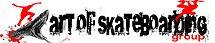 Art of Skateboarding,Members Badge   15×3cm  (2) by alaskaman53