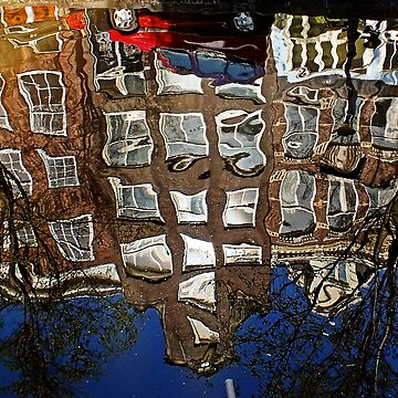 Amsterdam Reflection by zuluspice