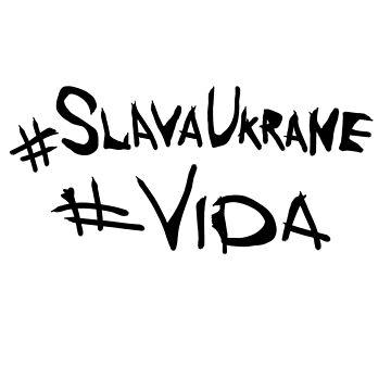 Slava Ukraine! Vida! by losfutbolko