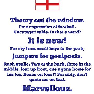 It's Coming Home - Jumpers for Goalposts by f22design