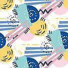 Happy pattern by kulawiecka