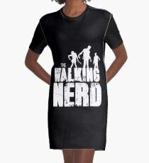 The walking nerd Graphic T-Shirt Dress