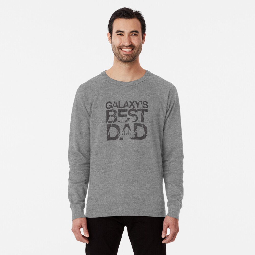 Galaxy's bester Papa Leichter Pullover