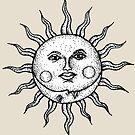 The Sun & The Moon by ogfx