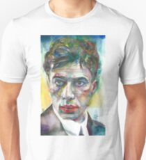 BORIS PASTERNAK - watercolor portrait.1 Unisex T-Shirt