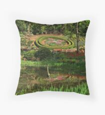 Minter Gardens, BC, Canada Throw Pillow