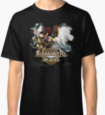 Artamiel and Fermion - Light Archangel between Dark Archangel - Summoners War  Classic T-Shirt