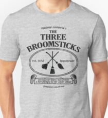 The Three Broomsticks Unisex T-Shirt