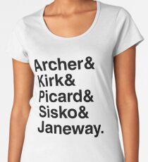 Captain Squad Women's Premium T-Shirt
