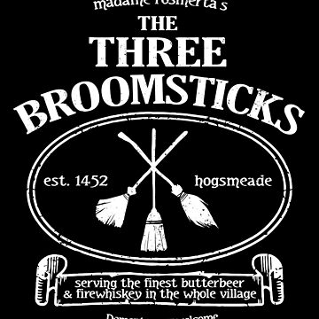 The Three Broomsticks Variant by Purakushi