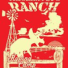 Triceratops Ranch Roping Camp by BroseBrosPro