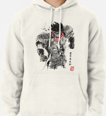 Strength, speed and precision Pullover Hoodie