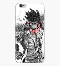 Strength, speed and precision iPhone Case