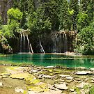 Hanging Lake, Colorado by Stacie Forest