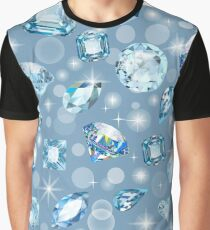 shiny gems of different cuts Graphic T-Shirt