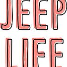 Jeep Leben (Koralle) von its-anna