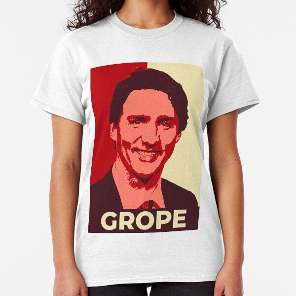Trudeau GroperGate Classic T-Shirt