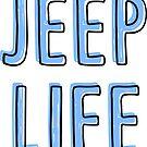 Jeep-Leben (blau) von its-anna