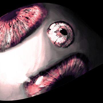 Distorted Eye by Demonaru