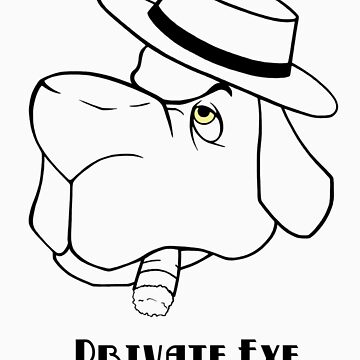 Private Eye by Gromter