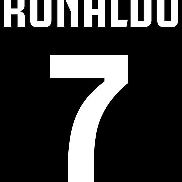 RONALDO JUVE 7 by Hashtangz