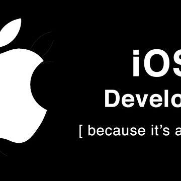 iOS developer by eldar