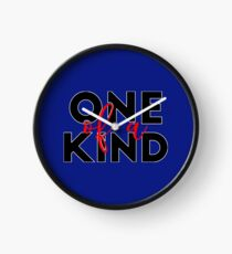 Be One of a Kind Clock