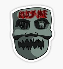 The first Purge - Mask Sticker