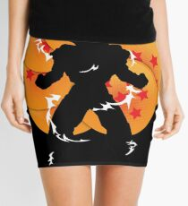 Saiyan Power Mini Skirt