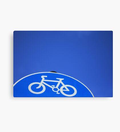 ET's Bike Canvas Print