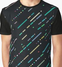 Cool Lines Graphic T-Shirt
