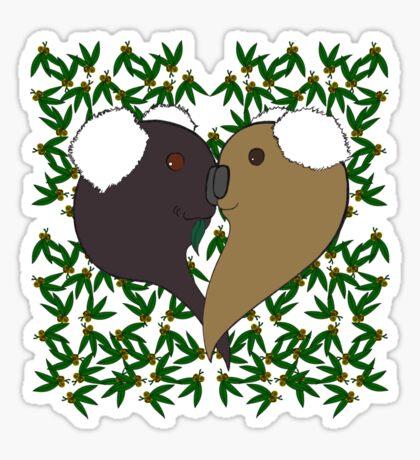 For the love of Koalas Sticker