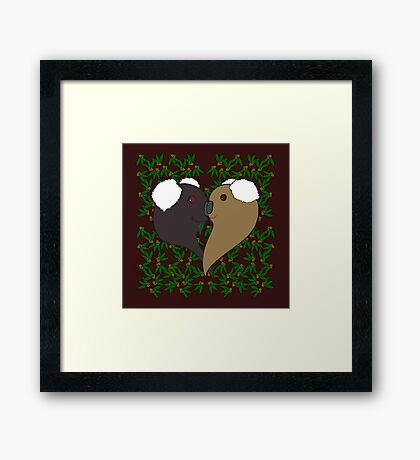 For the love of Koalas Framed Print