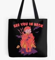 Lil' Lucy Tote Bag
